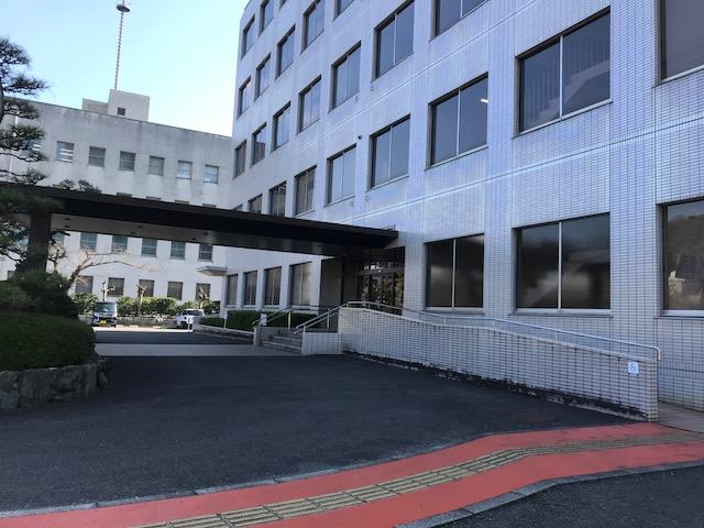 松山市@手続き】松山家庭裁判所って昼休みの時間に行っても手続き ...